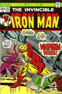 Iron Man (1968 series) #62, VG (Stock photo)