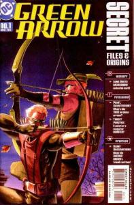 Green Arrow (2001 series) Secret Files & Origins #1, NM + (Stock photo)