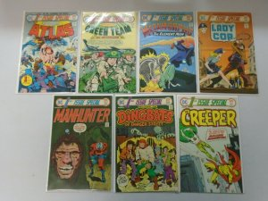 DC First Issue Special near set #1-13 missing #8 avg 6.0 FN (1975)