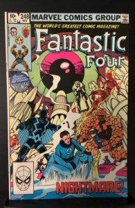 Fantastic Four #248 (1982)