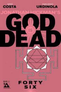 God is Dead #46, NM- (Stock photo)