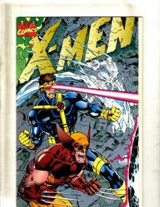 Lot of 12 X-Men Marvel Comic Books #1 1 1 1 1 2 3 5 7 9 10 11 EK5