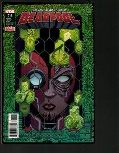 10 Deadpool Marvel Comics 19 20 23 24 25(2) 26 30 31 32 Merc with a Mouth J402