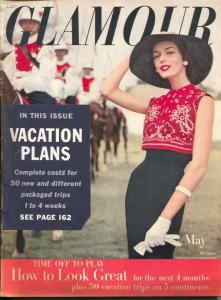 Glamour 5/1956-Conde Nast-for the girl with a job-fashion-trends-careers-make...