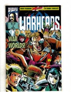 Warheads (UK) #4 (1992) YY5