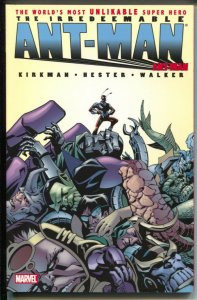 Irredeemable Ant-Man-Robert Kirkman-2009-PB-VG/FN