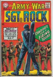 Our Army at War #184 (Sep-67) FN/VF+ Mid-High-Grade Easy Company, Sgt Rock