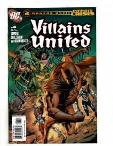 Villains United #4 (2005) OF16