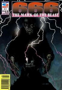 666: The Mark of the Beast #14 VF; Fleetway Quality | save on shipping - details
