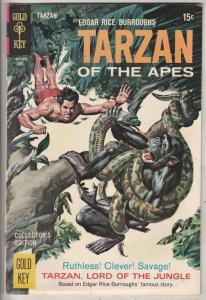 Tarzan #176 (Jun-68) FN+ Mid-High-Grade Tarzan