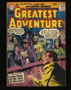 My Greatest Adventure #15 VF 8.0 Big Apple Jack Kirby Art!