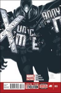 Marvel UNCANNY X-MEN (2013 Series) #3 VF/NM