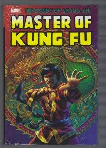 Shang-Chi Master of Kung-Fu Omnibus #2 (2016) Factory Sealed SRP 125.00