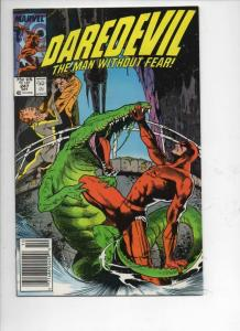 DAREDEVIL #247 NM  Murdock, Man without Fear, 1964 1987, more Marvel in store