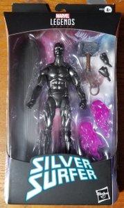 Marvel Legends: Silver Surfer Walgreen's Exculsive