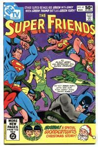 Super Friends #42-1981-Wonder Twins DC NM-