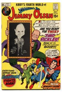 SUPERMAN'S PAL JIMMY OLSEN #139 FEATURING DON RICKLES FN/VF