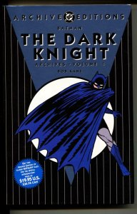 Dark Knight Archives 1 hardcover