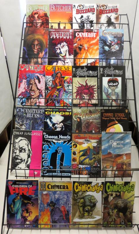 HALLOWEEN HORROR COMICS SWB AE1 2nd installment ALPHABET OF FEAR 150 Comics+