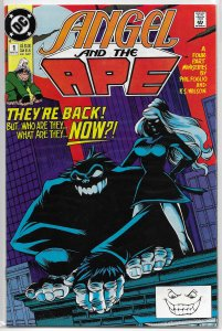 Angel and the Ape   vol. 2   #1 VF