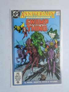Swamp Thing (2nd Series) #50, 7.0 (1986) 52-Page Giant Anniversary Issue