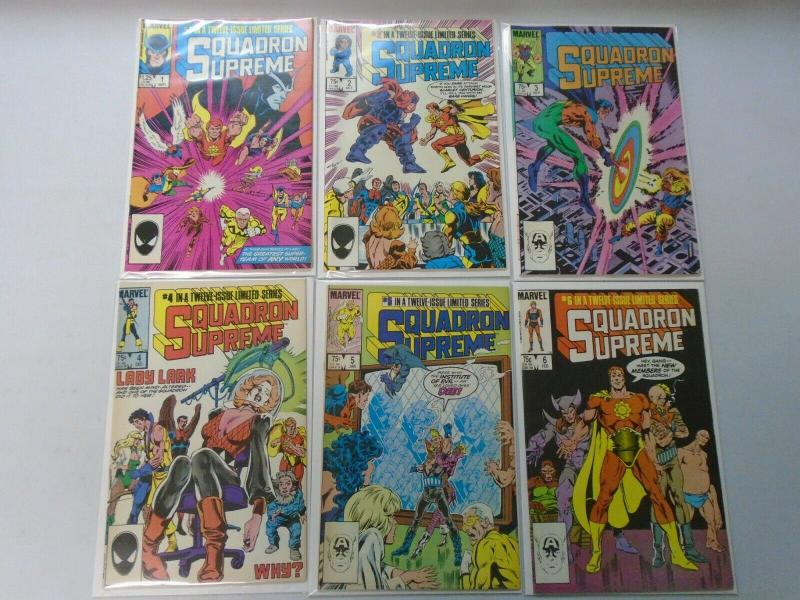 What if? parody comic lot 11 different issues (1988-91) 8.0/VF