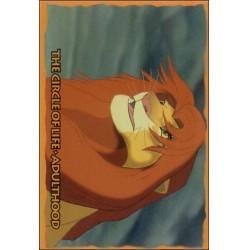 1994 Skybox The Lion King THE CIRCLE OF LIFE-ADULTHOOD #81