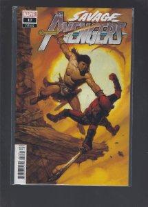 Savage Avengers #17 Variant
