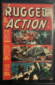 Rugged Action (AU) #3 (1955)