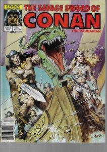 Savage Sword of Conan #107 (Marvel, 1984)