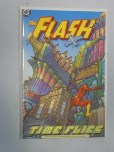 Flash Time Flies #1 8.0 VF (2002)