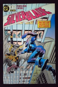 Silverblade #4 (1987)