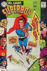Superboy (1949 series) #147, VG- (Stock photo)