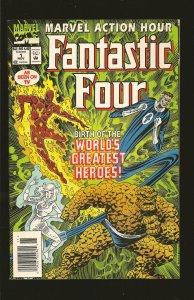 Marvel Comics Marvel Action Hour: Fantastic Four #1 (1994)