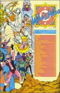 DC WHO'S WHO: THE DIFINITIVE DIRECTORY OF THE DC UNIVERSE #5 VF/NM