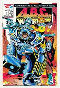 ABC Warriors (1991) #1 NM+