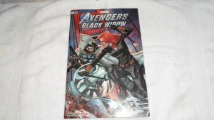2020 VALIANT EDITION MARVEL AVENGERS BLACK WIDOW # 1