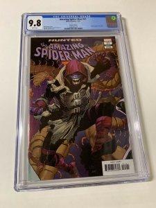 Amazing Spider-man 21 Cgc 9.8 Marvel Variant 2019 Vhtf
