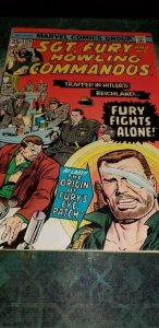 Sergeant  Fury And his howling commandos #129