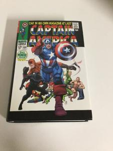 Captain America Omnibus Vol 1 Nm Near Mint Stan Lee Jack Kirby