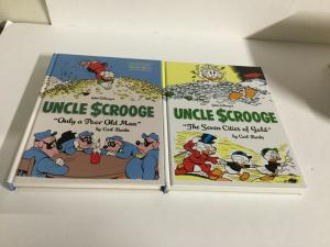 Walt Disney's  Uncle Scrooge Volume 12 14 TPB HC Lot Nm Near Mint