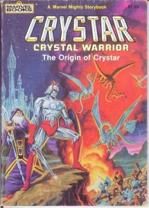CRYSTAR ( The Origin of Crystar) 1983 NN x 3 COMICS BOOK