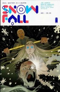Snowfall #5 VF; Image | save on shipping - details inside