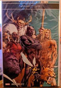 Avengers #12 (2019) Ka'Zar and X-Men Key!