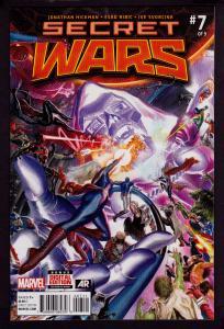 Secret Wars #7 (2015 Series)   9.6 NM+