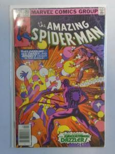 Amazing Spider-Man #203 News Stand edition 4.0/VG (1980)