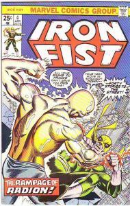 Iron Fist #4 (Apr-76) NM- High-Grade Iron Fist