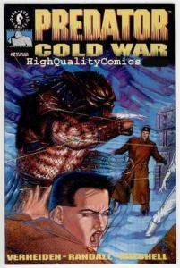 PREDATOR : COLD WAR #2, NM+, Hunter, Monster, Beast, Movie, more Horror in store