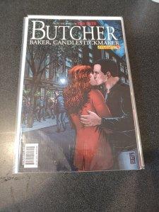 The Boys: Butcher, Baker, Candlestickmaker #4 (2011)
