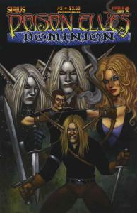 Poison Elves: Dominion #2 VF/NM; Sirius | save on shipping - details inside